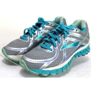 Brooks Adrenaline GTS 16 Womens Running Shoes Sz 6